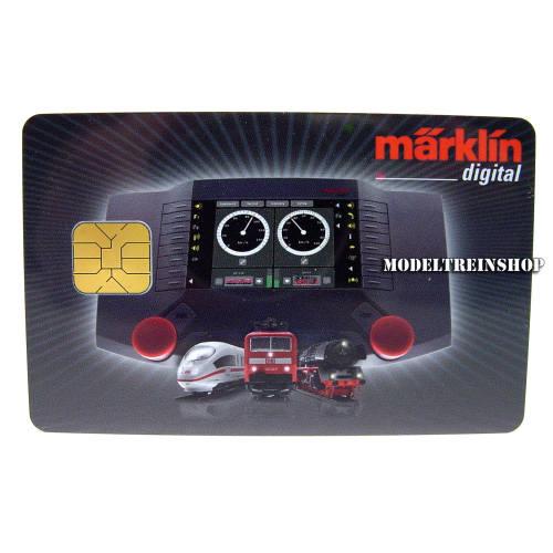 Marklin H0 60135 Loc Kaart - 1 Stuk - Modeltreinshop
