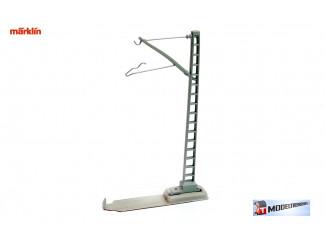 Marklin M rail H0 7009 Bovenleiding mast, 10 stuks - Modeltreinshop