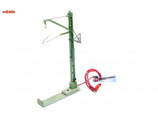 Marklin M rail H0 7010 V3 Aansluit Bovenleiding mast per 2 stuks - Modeltreinshop