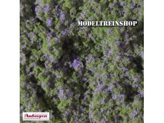 Auhagen 76931 Bloemen Mat Lila - Modeltreinshop