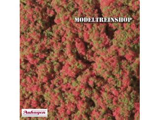 Auhagen 76932 Bloemen Mat Rood - Modeltreinshop