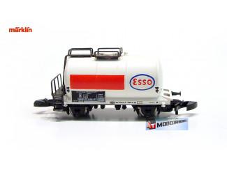 Marklin Z 8612 Ketelwagen Esso - Modeltreinshop
