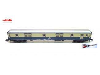 Marklin Z 8722 V5 Reizigersrijtuig Sneltrein-bagagewagen - Modeltreinshop