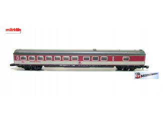 Marklin Z 8723 V01 Reizigersrijtuig Sneltrein-restauratierijtuig - Modeltreinshop