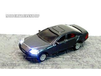 N - Auto Antrachiet met Voor- en Achter Led licht - Modeltreinshop