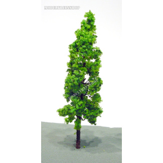 Boom 004 - Slank licht groen - Modeltreinshop