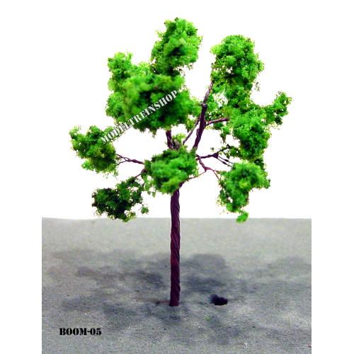 Boom 005 - midden groen - Modeltreinshop