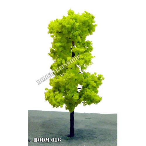 Boom 016 - Licht groen slank - Modeltreinshop