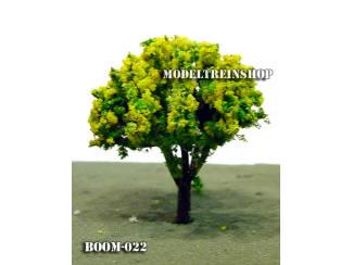 Boom 022 - Vol met Gele Bloesem - Modeltreinshop