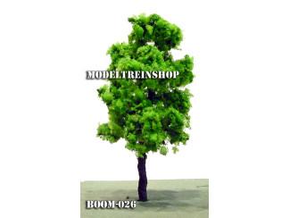 Boom 026 - Middengroen met stevige stam - Modeltreinshop