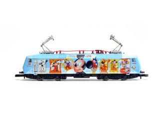 Marklin Z locomotieven