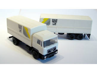 Herpa H0 159975 MAN Super Truck - Modeltreinshop
