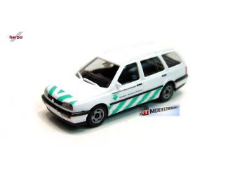 Herpa H0 1411 VW Golf variant Rijkswaterstaat - Modeltreinshop