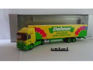 Herpa H0 Exclusiv Serie Dehner Deutschlands Grosses Gartes-Center - Modeltreinshop