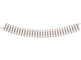 Marklin Z Rail 8510 gebogen Radius 145 mm 45° - Modeltreinshop