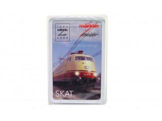 Marklin Insider Skat kaarten - Klaverjas kaarten - Modeltreinshop