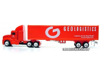 H0 Vrachtwagen - Geologistics Logistics for the Real World - Modeltreinshop