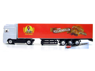 H0 Vrachtwagen - Sun-Maid mini Rozijnenbollen - Modeltreinshop