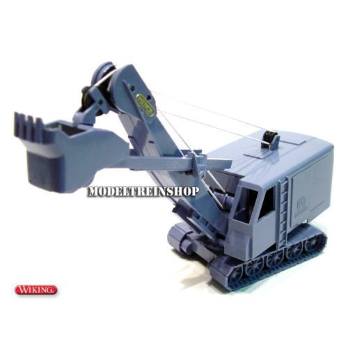 Wiking 2390160 Menck Bagger 1:60 - Modeltreinshop