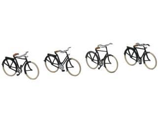 Artitec N 316.09 Duitse fietsen 1920-1960 kant en klaar geëtst, geverfd - Modeltreinshop