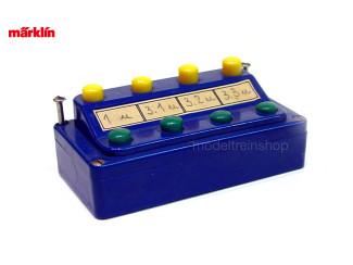 Marklin H0 7211 V2 Schakelbord - Modeltreinshop