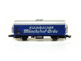 Marklin Z 8603 V1 Goederenwagen KULMBACHER Mönchshofs-Bräu - Modeltreinshop