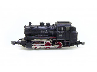 Marklin Z mini-club 8800 V05 Goederentrein tenderlocomotief - Modeltreinshop