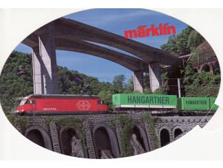 Sticker Marklin - ST003 - Modeltreinshop