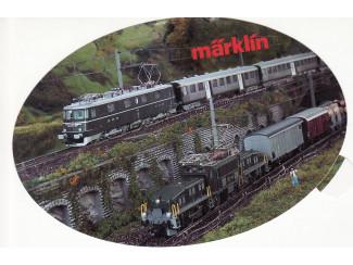 Sticker Marklin - ST004 - Modeltreinshop