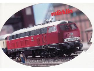 Sticker Marklin - ST007 - Modeltreinshop