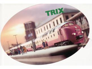 Sticker Trix - ST008 - Modeltreinshop