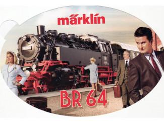 Sticker Marklin - ST021 - Modeltreinshop