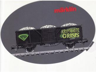 Sticker Marklin - ST030 Kryptonite Crisis - Modeltreinshop