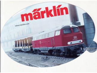 Sticker Marklin - ST032 - Modeltreinshop