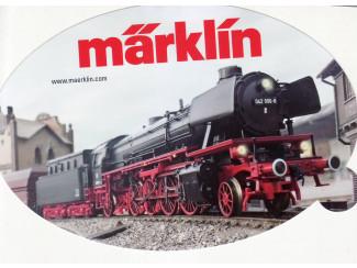 Sticker Marklin - ST033 - Modeltreinshop