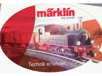 Sticker Marklin - ST035 My World - Modeltreinshop