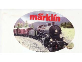 Sticker Marklin - ST046 - Modeltreinshop