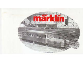Sticker Marklin - ST047 - Modeltreinshop