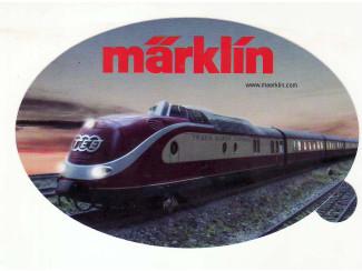 Sticker Marklin - ST049- Modeltreinshop