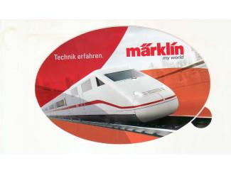 Sticker Marklin - ST050 My World - Modeltreinshop