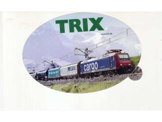 Sticker Trix - ST052 - Modeltreinshop
