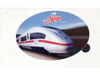 Sticker LGB Toy Train - ST053 - Modeltreinshop
