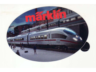 Sticker Marklin - ST054 - Modeltreinshop
