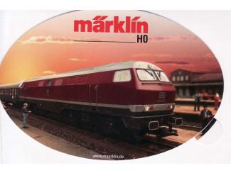 Sticker Marklin - ST059 - Modeltreinshop