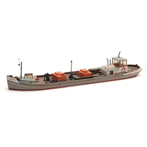 Artitec H0 50.111 Kanaaltankboot bouwpakket - Modeltreinshop