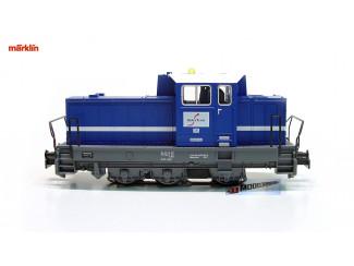 Marklin H0 29453 Diesel locomotief Henschel DHG 700 Digitaal MFX - Modeltreinshop