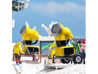 Busch H0 1169 twee sneeuwkannonen - Modeltreinshop