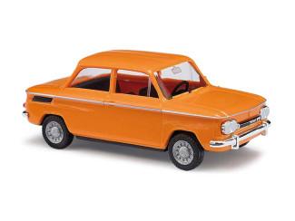 Busch H0 48411 NSU 1000 TT Oranje - Modeltreinshop