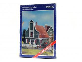 Pola HO 506 Kruidenierswinkel Albert Heijn - Modeltreinshop
