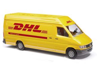 Busch H0 47851 Mercedes-Benz Sprinter DHL - Modeltreinshop